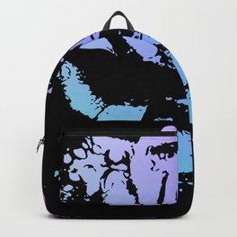 Splattered Rose Backpack
