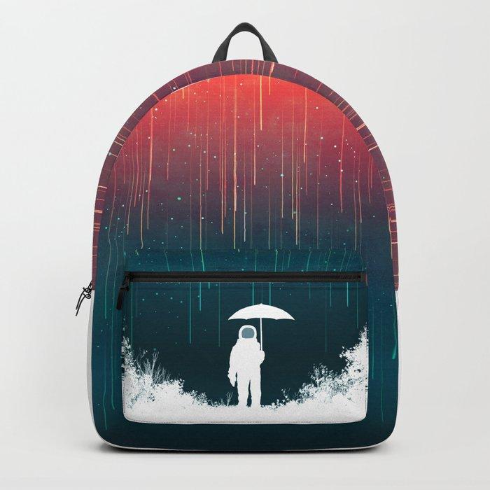 Meteoric rainfall Backpack