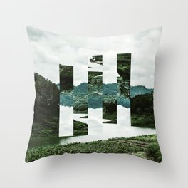 Turned Throw Pillow