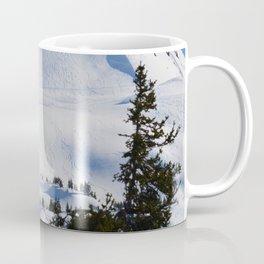 Back-Country Skiing  - III Coffee Mug