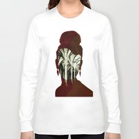 1d Long Sleeve T-shirts featuring Die Kirchenmaus 1d by Marko Köppe