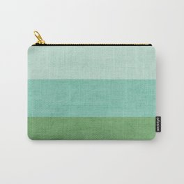 three stripes - river Carry-All Pouch