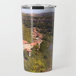 Tsarevets, Veliko Tarnovo, Bulgaria Travel Mug