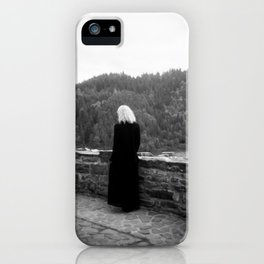 Ghost of the Castle - Film Photograph taken in Poland iPhone Case