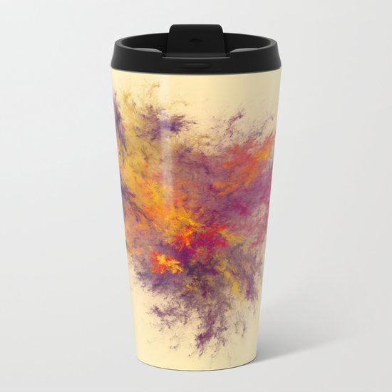 from the heart Metal Travel Mug
