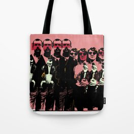 The Taxidermists by Christopher Lynch Tote Bag