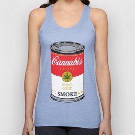 Campbell's Soup (Cannabis Sativa) - That 70's Show Unisex Tank Top