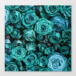 Le Vie En Rose Canvas Print