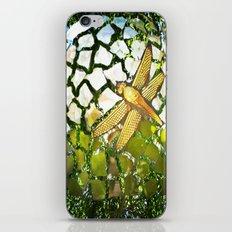 Fly High Dragonfly. iPhone Skin