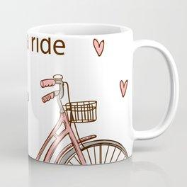 Cartoon Bike Coffee Mug