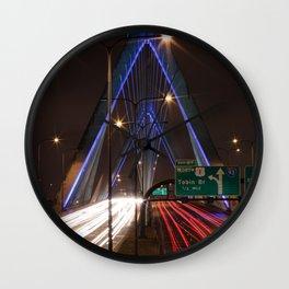 Boston (4 of 8) Wall Clock