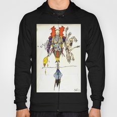 Death Chases Hoody