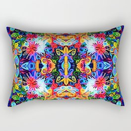 Quadribunda I Rectangular Pillow