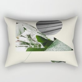 Tropical & Geometry III Rectangular Pillow