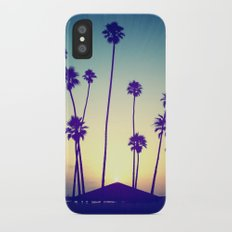 Oceanside iPhone X Slim Case