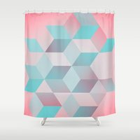 baby Shower Curtains featuring BABY by DuckyB