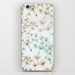 Dandelion Wishes iPhone Skin