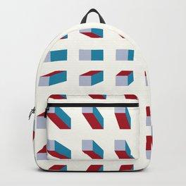 Depth perception - fall in Backpack