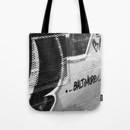 BW Baltimore Tote Bag