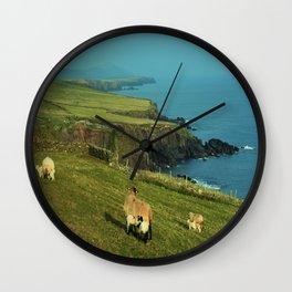 Dingle Peninsula Wall Clock
