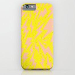 Pop Shock iPhone Case