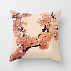 Mikado Throw Pillow