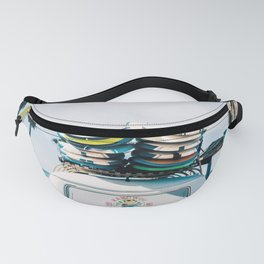 Surf life Fanny Pack