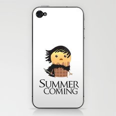 Summer is Coming iPhone & iPod Skin