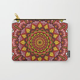 Mandala Passione Carry-All Pouch