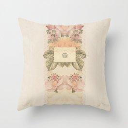C8 Throw Pillow