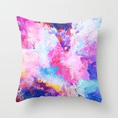 Grozen Throw Pillow