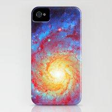 Spiral Galaxy iPhone (4, 4s) Slim Case