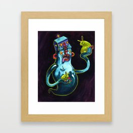 Herman Framed Art Print