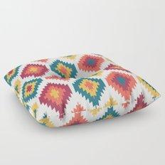 Summer Fiesta Floor Pillow