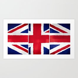 Brexit UK Art Print