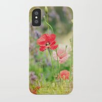 notebook iPhone & iPod Cases featuring A gardeners notebook by Wood-n-Images