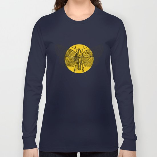 Oldie-V Long Sleeve T-shirt