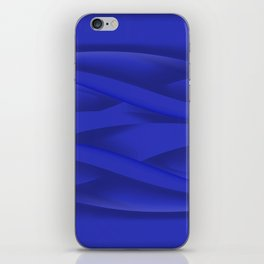 Abstract background iPhone Skin