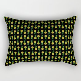 Pineapple Attack Rectangular Pillow