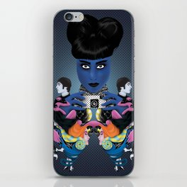 Inside/Out iPhone Skin