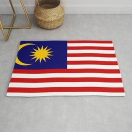 Malaysia Flag Rug