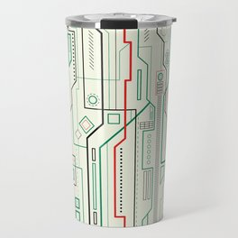 Technicality Travel Mug