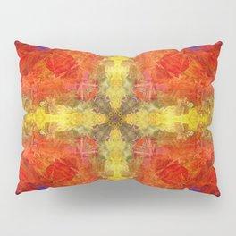 Kaleidoscope Hearts Pillow Sham