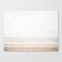 De Haan Beach Canvas Print