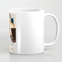 First Lady Prostitute Melania Trump Sold Ass on the Weekends to Donald Trump Coffee Mug
