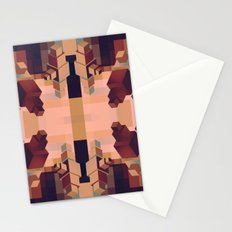 Cubed Naturally  Stationery Cards