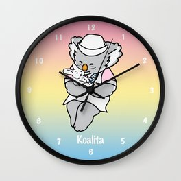 Koalita Pet Hospital Wall Clock
