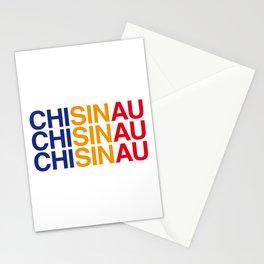 CHISINAU Stationery Cards