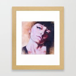 Jessica Framed Art Print