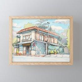 Karuizawa 02 Framed Mini Art Print